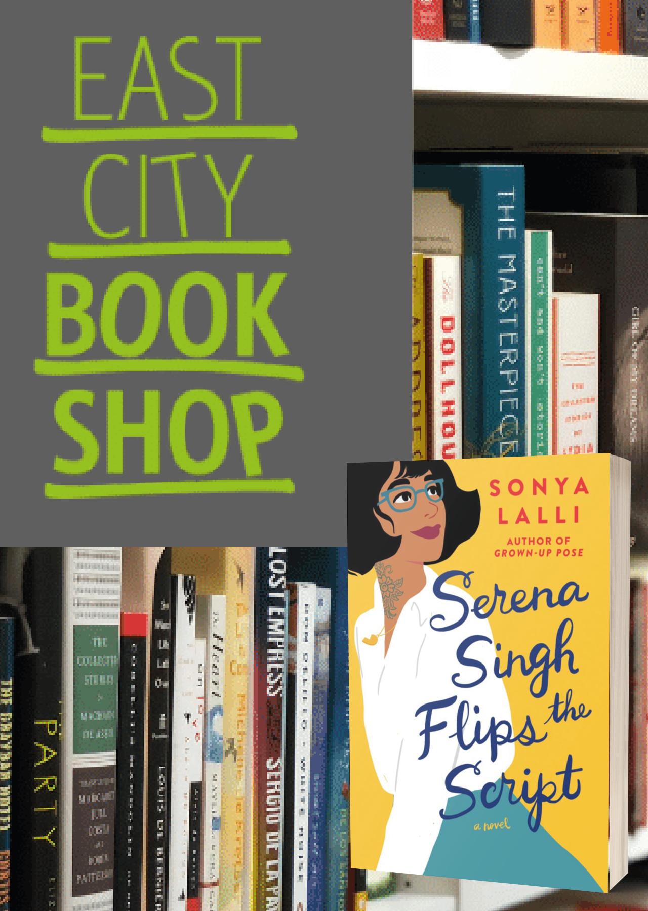 East City Book Shop event